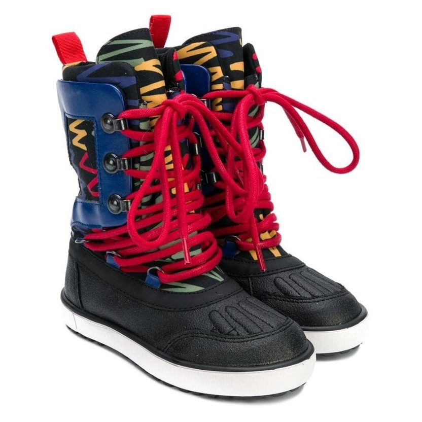 Stella McCartney Kids Bobby Apres-Ski Boots, £150, Smallable.