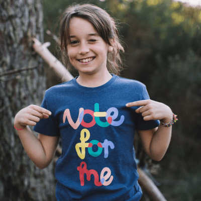 Tootsa Vote for Me t-shirt