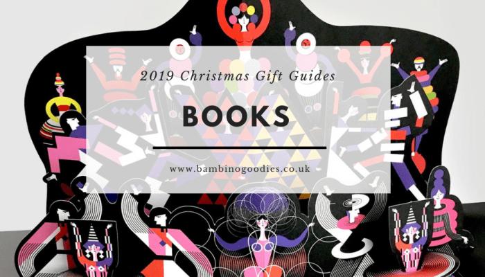 BG Christmas Gift Guide 2019: Books