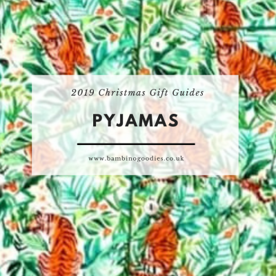 The BG Christmas Gift Guide 2019: Pyjamas