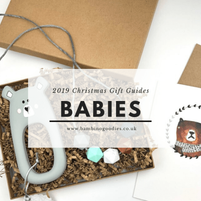 The BG Christmas Gift Guide 2019: Babies
