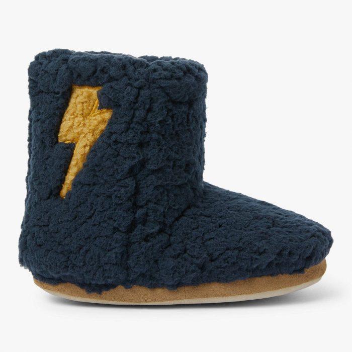 Lightning Slipper Boots, £16, John Lewis