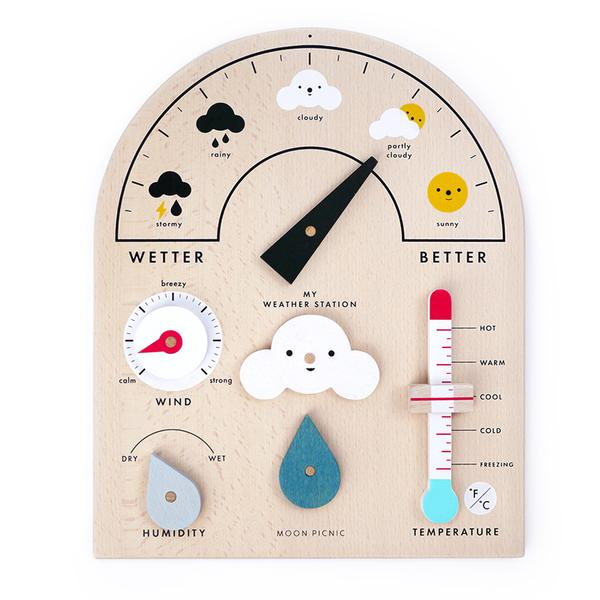 My Weather Station, £48, Moon Picnic