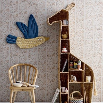 Covetable: Bloomingville giraffe bookcase