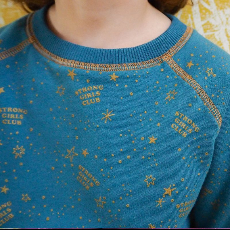 Mutha Hood Little Stardust