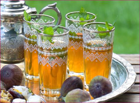 Tunisian Green Tea