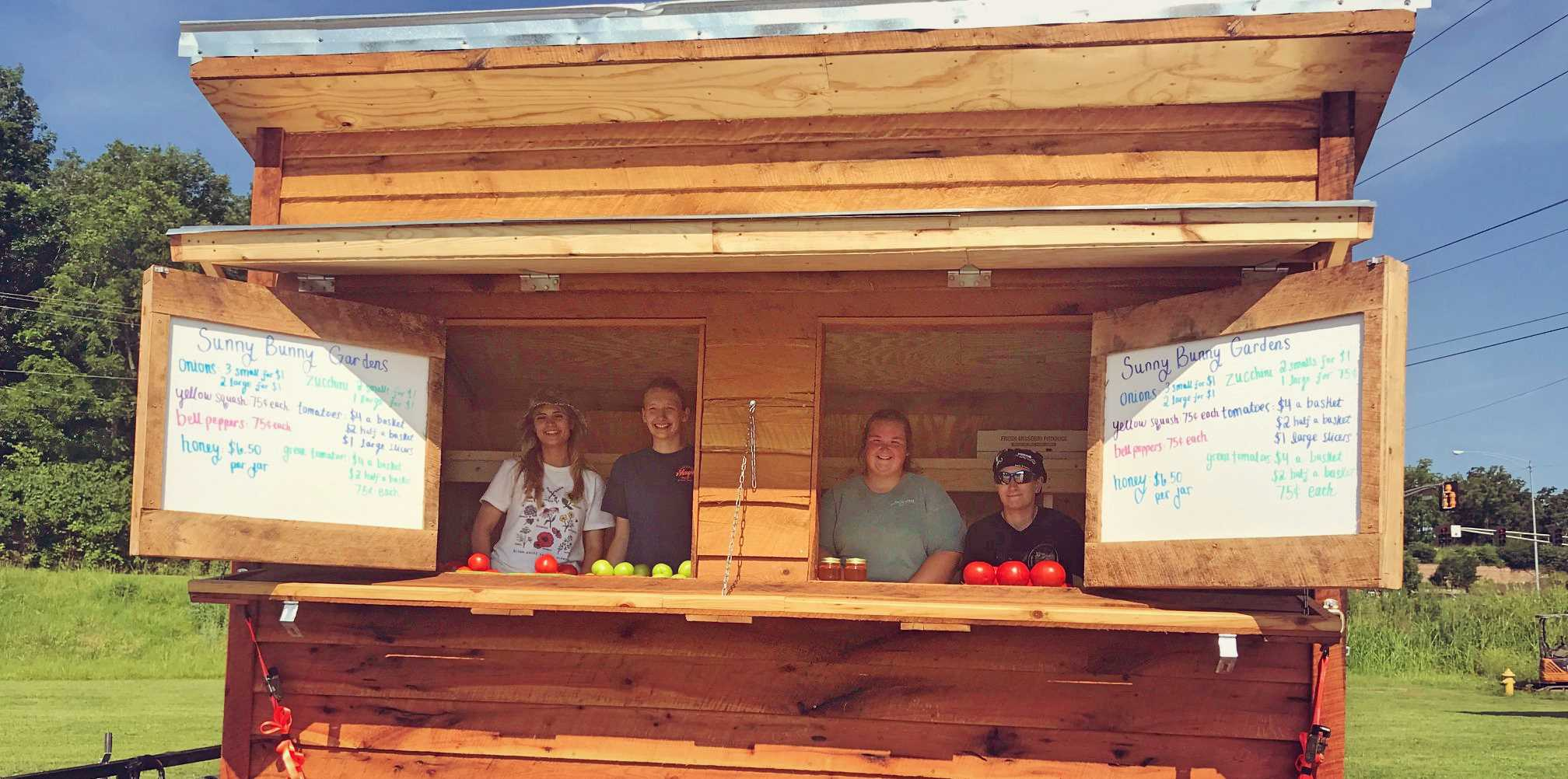 Locally Grown Food in Springfield Missouri From SWI Industrial Solutions