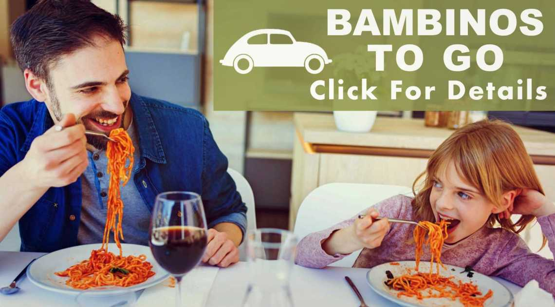 Bambinos To Go - Click For Details - Restaurant Delivery in Springfield Missouri