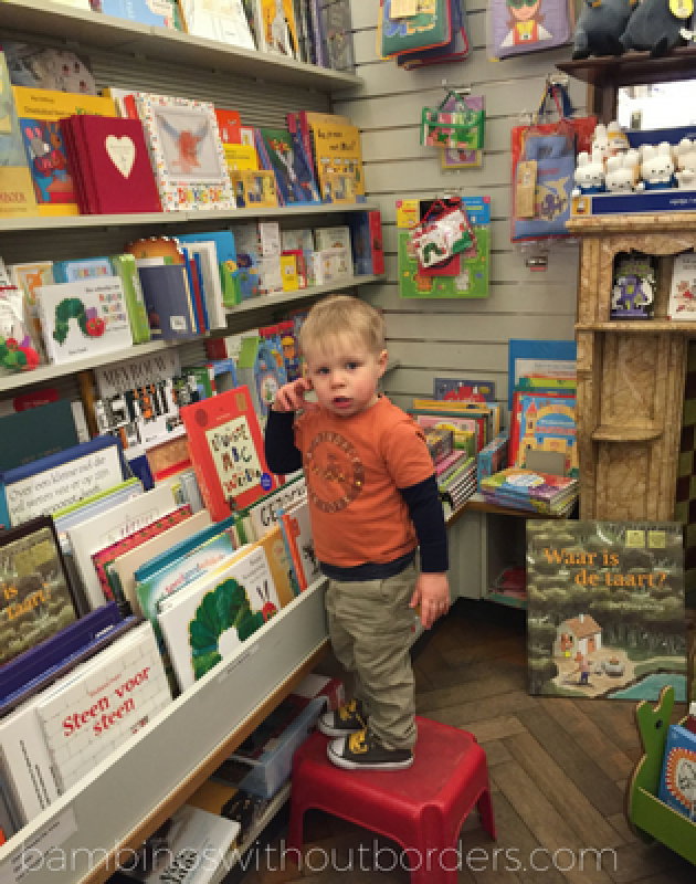 raising children, boy bookstore