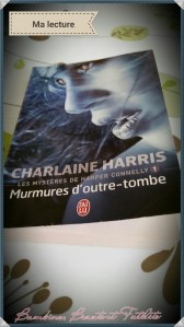 Murmures d'outre-tombe de Charlaine Harris