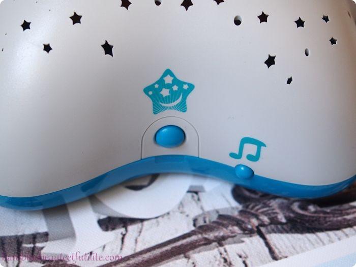 Projecteur musical d'étoiles