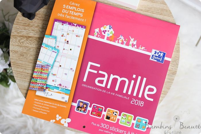 Calendrier Famille