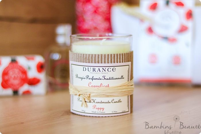 Coquelicot Candle
