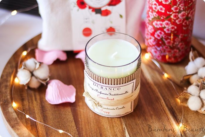 Little Poppy Candle