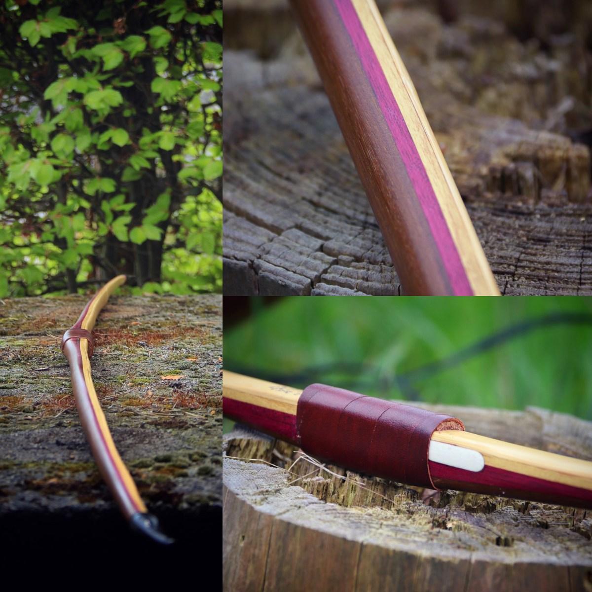 Detail Longbow
