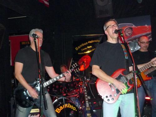 Eddys Rock Club 19.01.2013