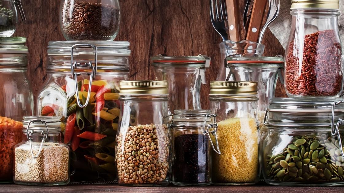 alimentazione sostenibile dispensa