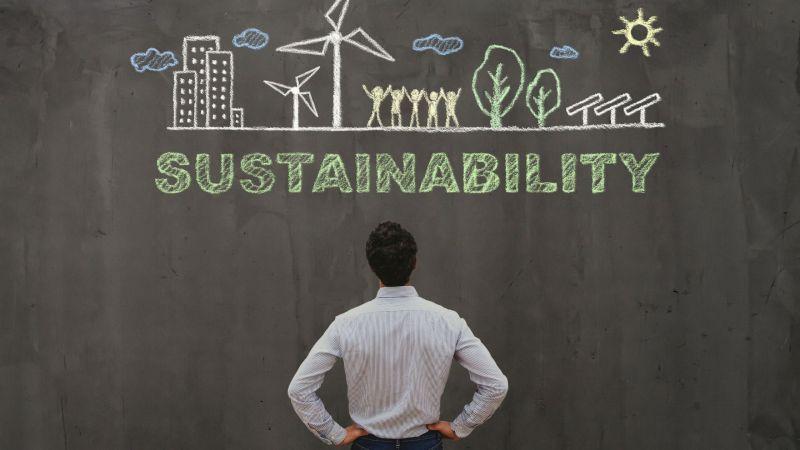 impronta di carbonio e sostenibilita'
