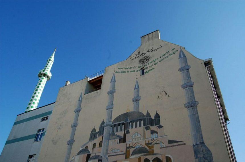 Centrum-Moschee