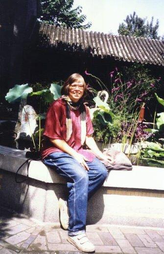 Ulrike in Peking - Kulturschock