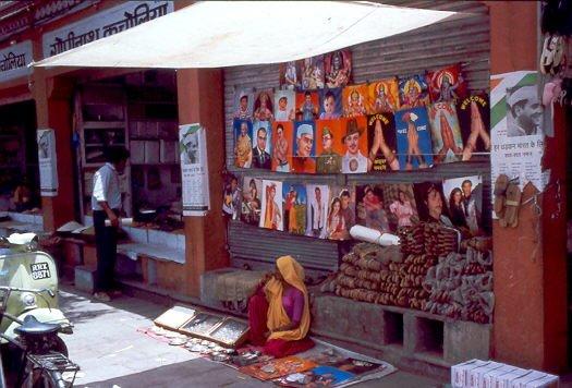 Unterwegs in Indien