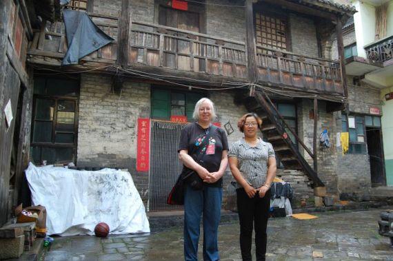 Immer wieder toll: Begegnungen mit Einheimischen ohne Vorurteile