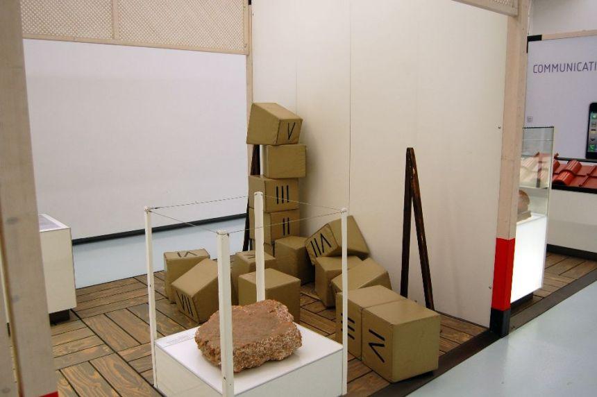 """Ausstellung """"High Tech Römer"""""""