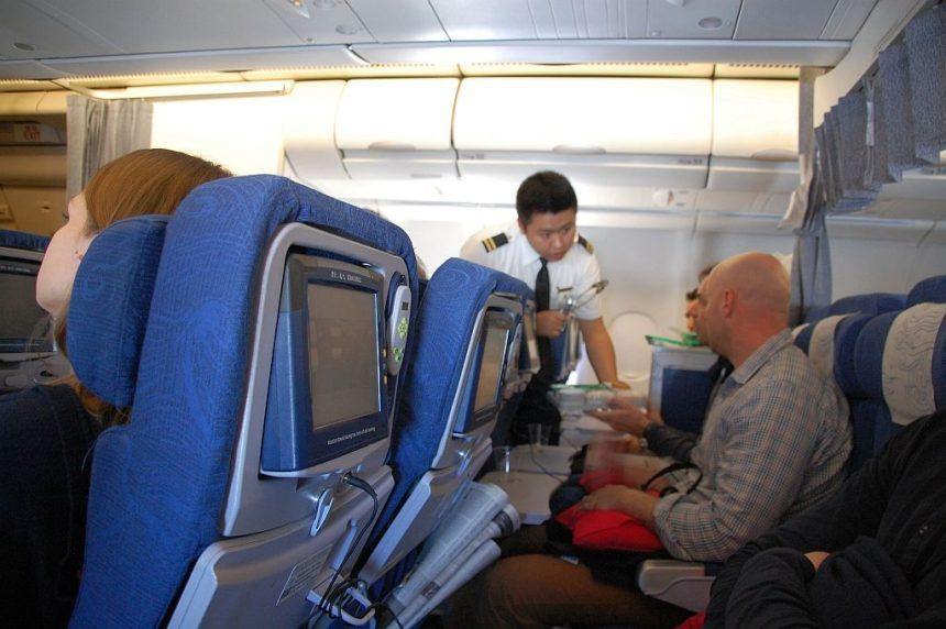 Air China Premier Economy