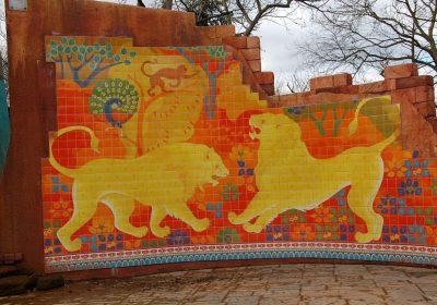 Indische Löwen - London Tag 3 - Reisetagebuch