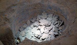 ausgegraben in Yinxu: Orakelknochen