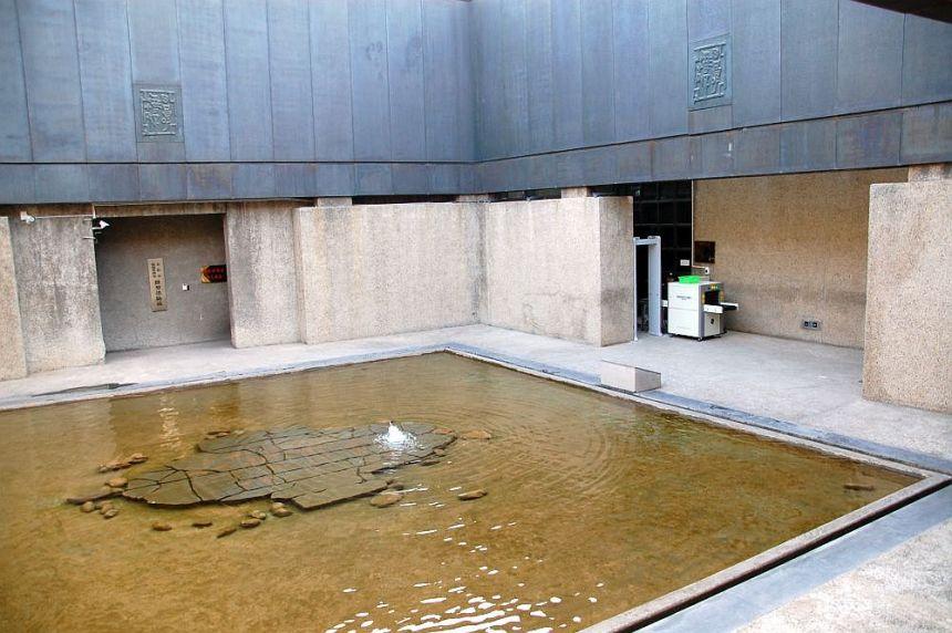 Museum der Yinxu Ruinen