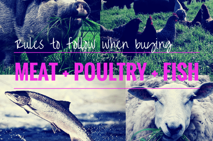 Guidelines To Follow When Buying Beef, Poultry, And Fish