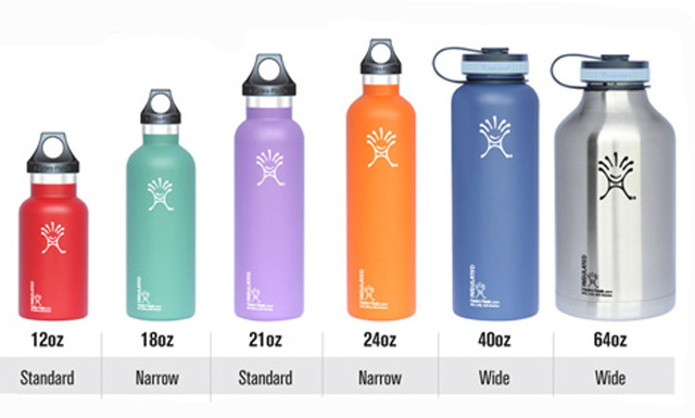 HydroFlask Stainless Steel Water Bottle