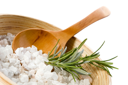 Salt baths help cure hangovers