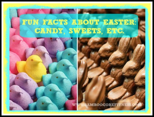 Fun Facts About Easter Candy