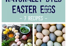 Naturally Dyed Easter Eggs - Bamboo Core Fitness