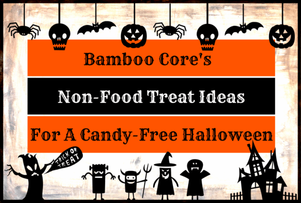 Non-food treat ideas for a candy free Halloween