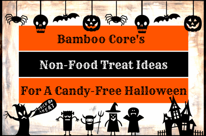 Non-Food Treat Ideas For A Candy-Free Halloween