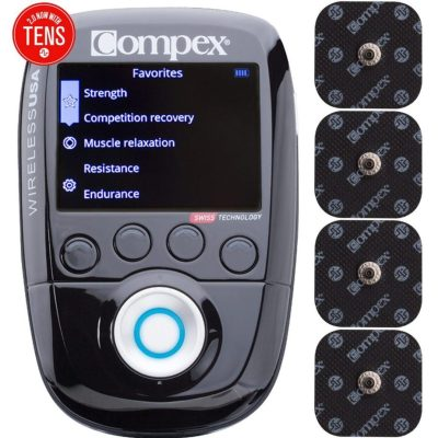 Compex Wireless Muscle Stimulator