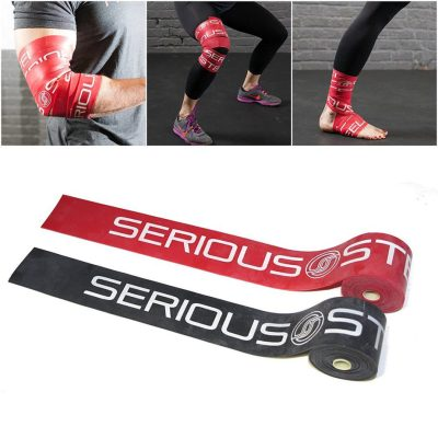 Serious Steel floss/compression bands