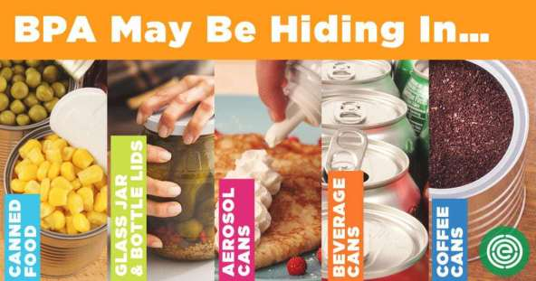 BPA In Canned Foods: What You Need To Know
