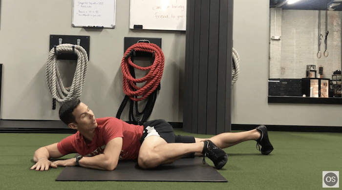 Learn how to crawl like a salamander. This movement strengthens your core, stimulates your central nervous system and activates your vestibular system.