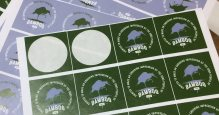 PRINTING CUSTOM STICKERS AND LABELS