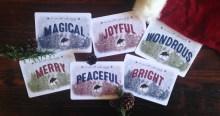 PRINTING HOLIDAY GREETING CARDS
