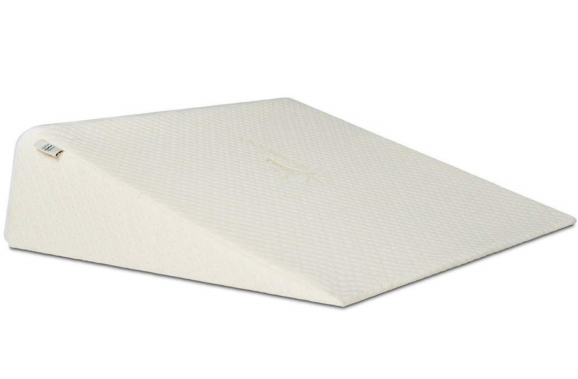 27 x 25 x 7 bed wedge pillow xtreme
