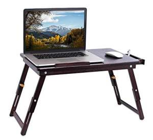 laptop bamboo stand