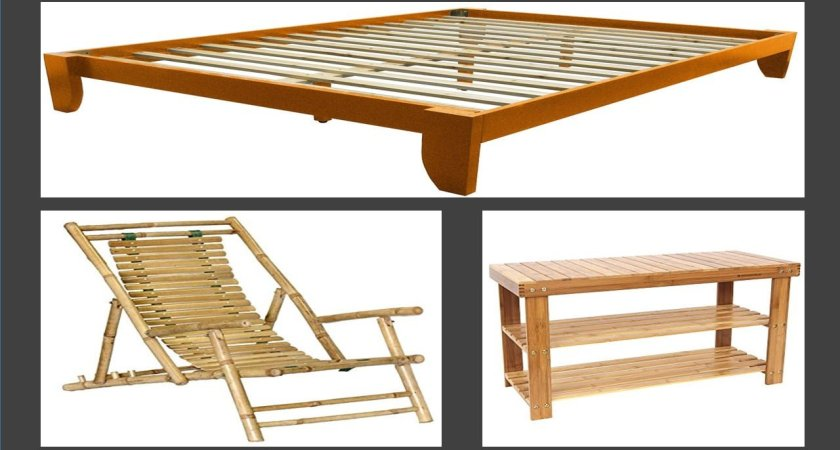 Why Bamboo Furniture Is a Great Fit For Your Home ?