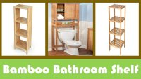 Top 05 Best Bamboo Bathroom Shelf For You