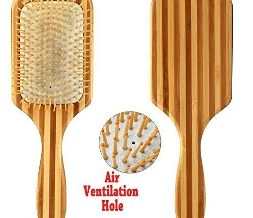 Bamboo Hair Brush-Why You Should Use ?