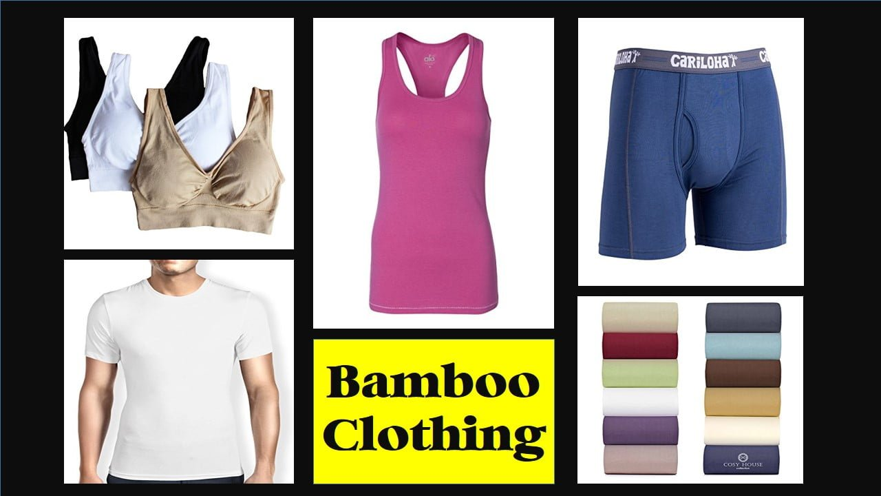 Bamboo Clothing Green Living With Bamboo Clothing Is